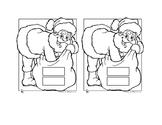 Santa's Sack of Ten Frames 11-20