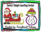 Santa's Sleigh Counting Center