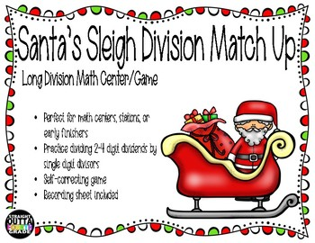 Santa's Sleigh Division Match Up