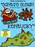 Santa's Sleigh is on its Way to Kentucky Christmas Book Co