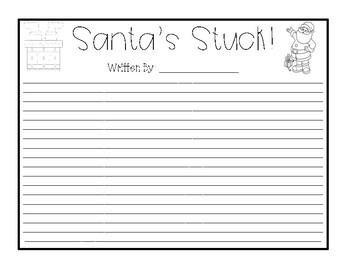 Santa's Stuck!