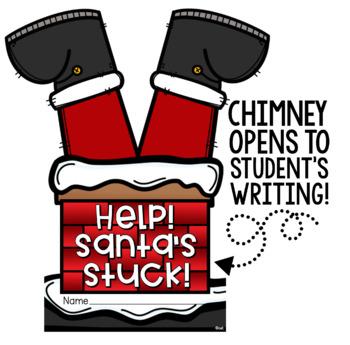 Santa's Stuck!  Christmas How-To Report Writing