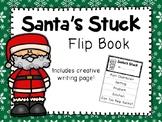 Santa's Stuck Flip Book