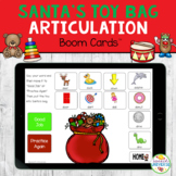 Santa's Toy Bag Articulation BOOM Cards