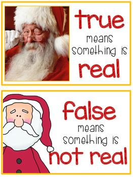 Santa's True or False