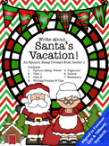 Santa's After-Christmas Vacation Opinion Essay Common Core TN Ready Aligned