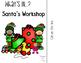 Santa's Workshop Adapted Book