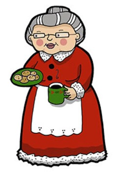 Santa's Workshop Clip Art