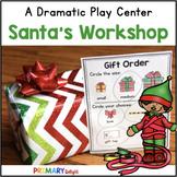 Santa's Workshop Dramatic Play Center