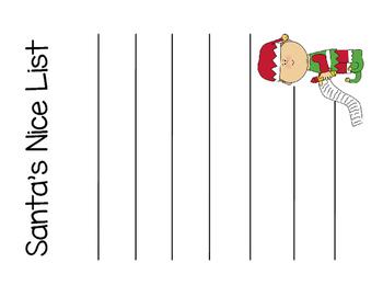 Santa's Workshop Dramatic Play Centre, Christmas Holiday Kindergarten Fun