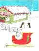 Santa's Workshop Folder Game Any Subject Open Theme