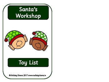 Santa's Workshop Gift List