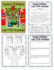 Christmas STEM Challenge Worksheets - Lego Conveyer Belt for Santa's Workshop!