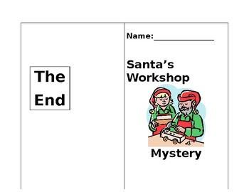 Santa's Workshop Mystery Math