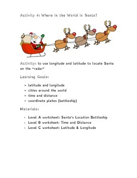 Santa's Workshop Themed Unit