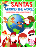 Santas Around the World (Signs & Student Booklet) K-2