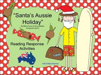 Christmas in Australia - Set 3: Santa's Aussie Holiday