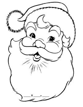 Santa's Beard Arrays- Multiplication