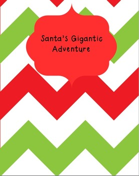 Santa's Big Adventure-Activity