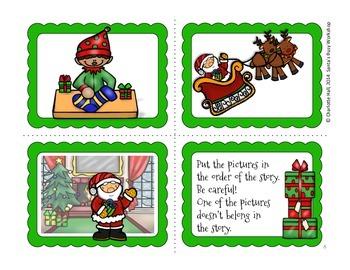 Santa's Busy Workshop