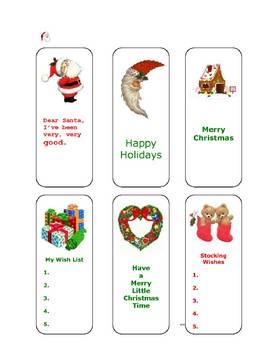 Santa's Christmas Activity Ebook