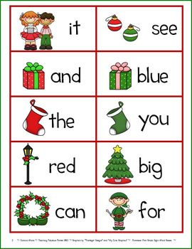 Santa's Christmas Math and Literacy Centers