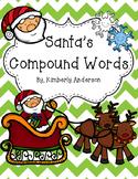 Santa's Compound Words Practice