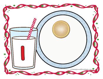 Santas Cookie Counting Mats