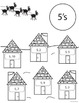 Santa's Delivery Fact Family Christmas Game - Multiplication