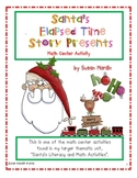 Santa's Elapsed Time Presents Task Cards
