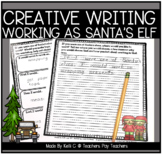 Christmas Writing Prompt About Becoming One of Santa's Elves