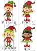Santa's Elves Word Puzzles (Pre-primer)