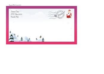 Santas Envelope