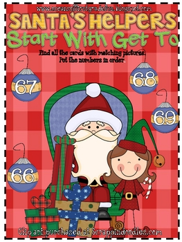 Santa's Helper Start With Get To