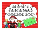 Santa's Letter Writing Kit for Work on Writing or Writer's Workshop.