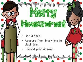 Santa's Lil' Helper 6 ELA &6 Math Centers