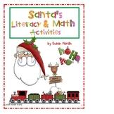 Santa's Literacy and Math Activities