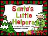 Santa's Little Helpers for ActivInspire