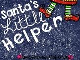 Santa's Little Helper {An Elf Fun Pack}
