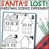 Santa's Lost!  A Christmas Science FREEBIE!