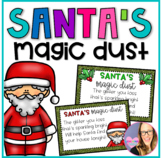 Santa's Magic Dust Poem Cards