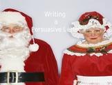 Santa's New Suit Persuasive Writing Power Point