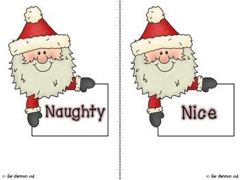 Santa's Nice List ABC Order