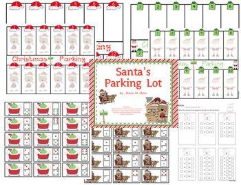 Santa's Parking Lot