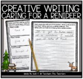 December Narrative Writing- Helping Santa Take Care of His Reindeer