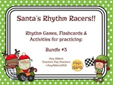 Santa's Rhythm Racers: Bundle #3