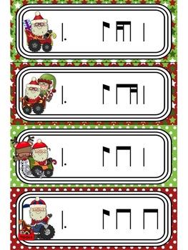 Santa's Rhythm Racers: Bundle #3
