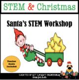Santa's Workshop STEM Activity