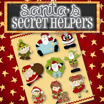 Santa's Secret Service for Kids