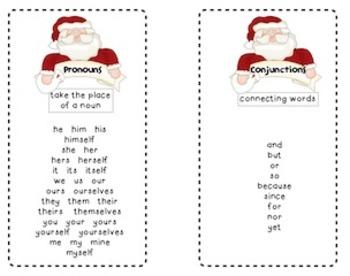 Santa's Sentences